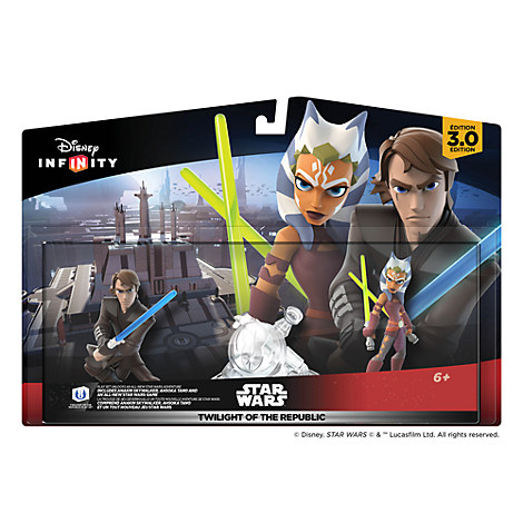 Disney Infinity: Star Wars Twilight of the Republic Play Set (3.0 Edition)