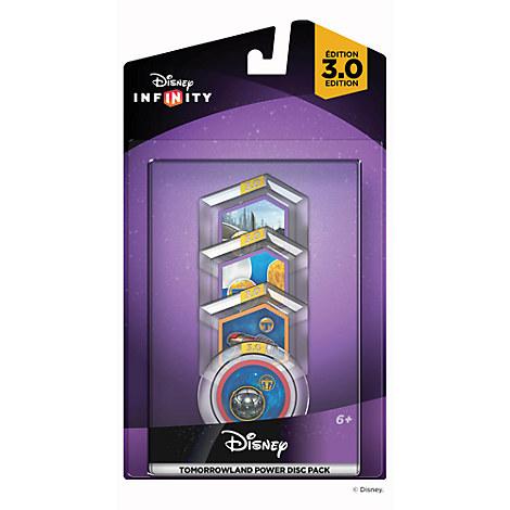 Disney Infinity: Disney Tomorrowland Power Disc Pack (3.0 Edition)