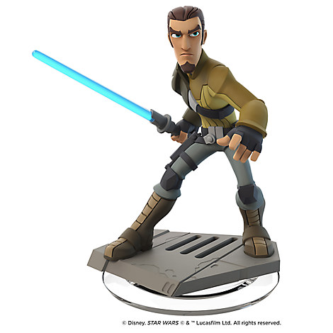 Kanan Jarrus Figure - Disney Infinity: Star Wars (3.0 Edition)