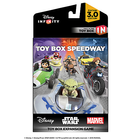 Disney Infinity: Toy Box Speedway (3.0 Edition)