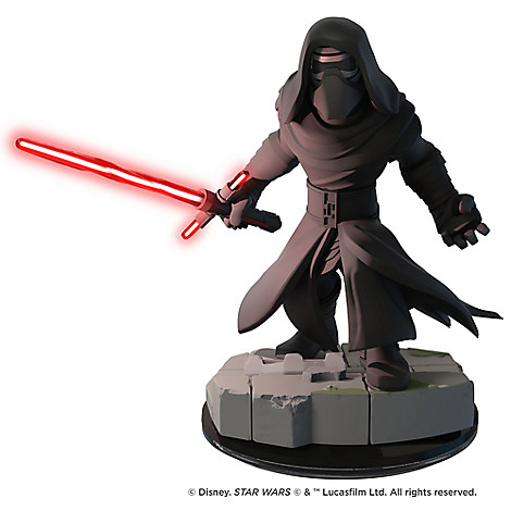 Kylo Ren Light FX Figure - Disney Infinity: Star Wars: The Force Awakens (3.0 Edition)