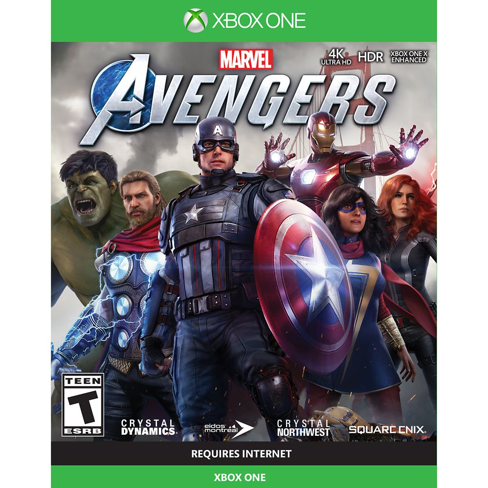 Marvel Avengers Video Game for Xbox One