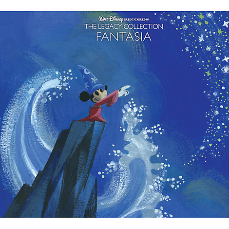 Fantasia The Legacy Collection CD