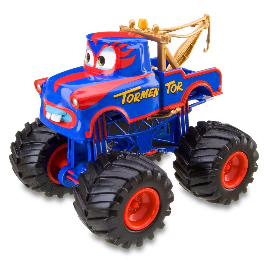 Cars Toon The Tormentor Monster Truck