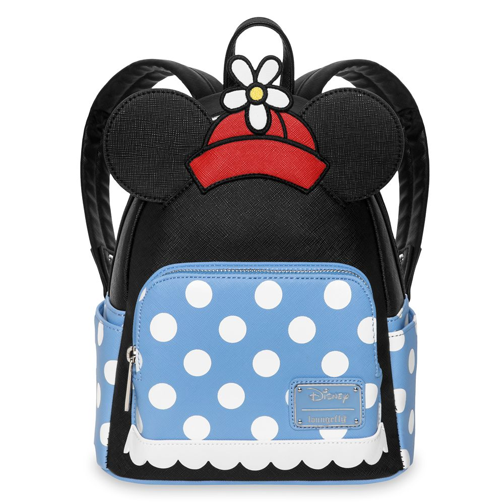 Minnie Mouse ''Positively Minnie'' Mini Backpack by Loungefly