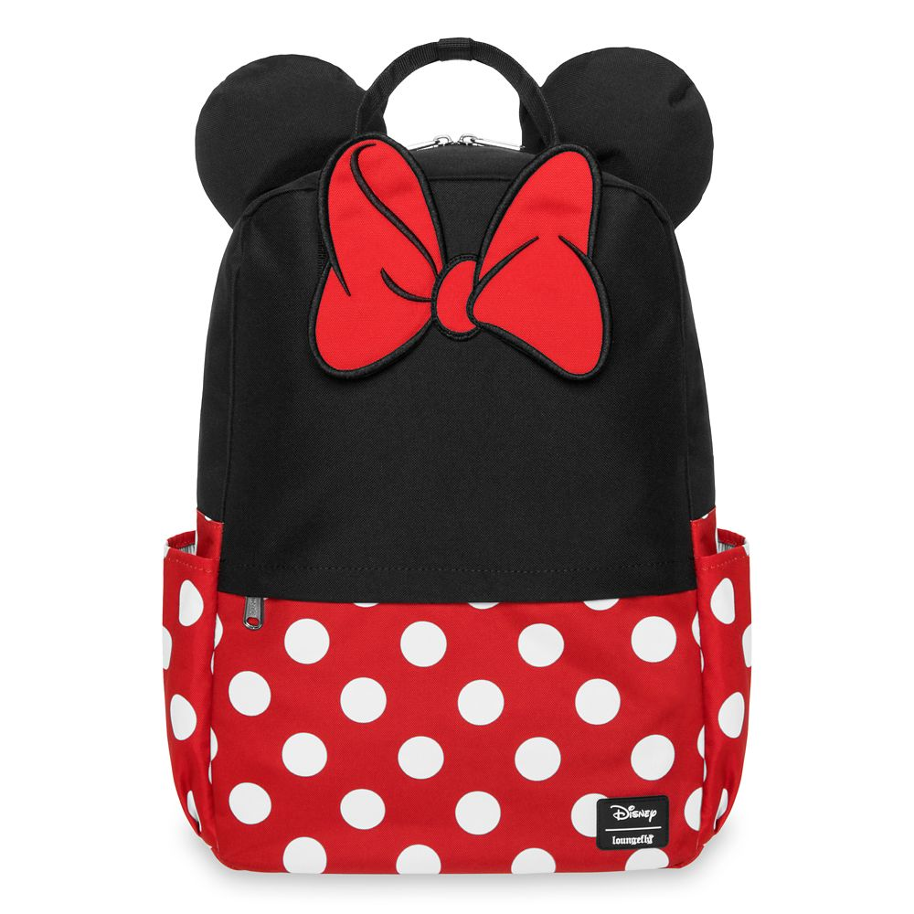 Minnie Mouse ''Cosplay'' Backpack by Loungefly