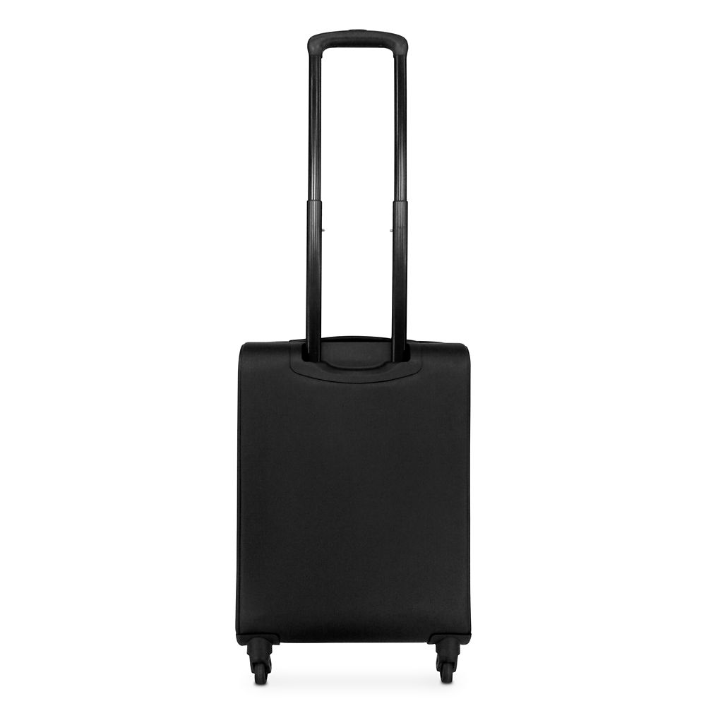 Mickey Mouse Icon Flair Rolling Luggage
