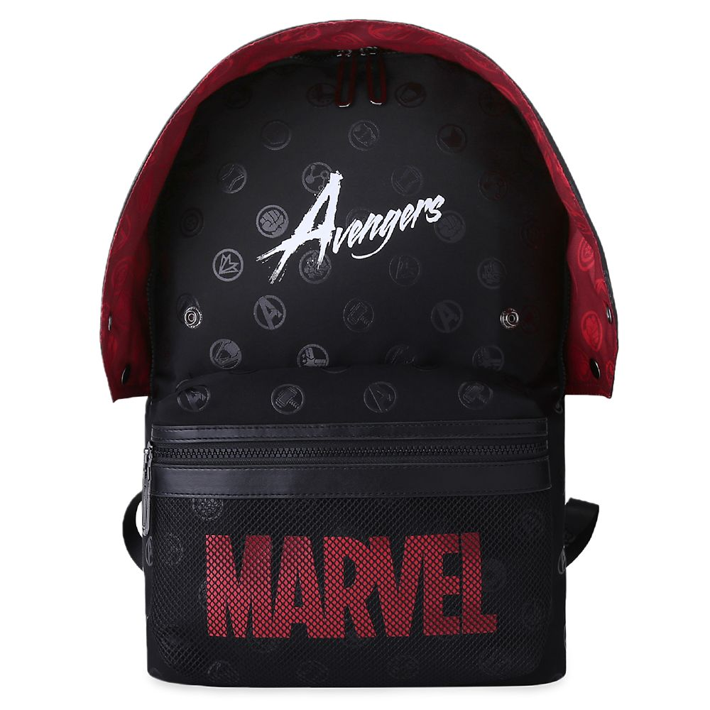 shopdisney.com - Marvel Avengers Icons Backpack Official shopDisney 57.99 USD