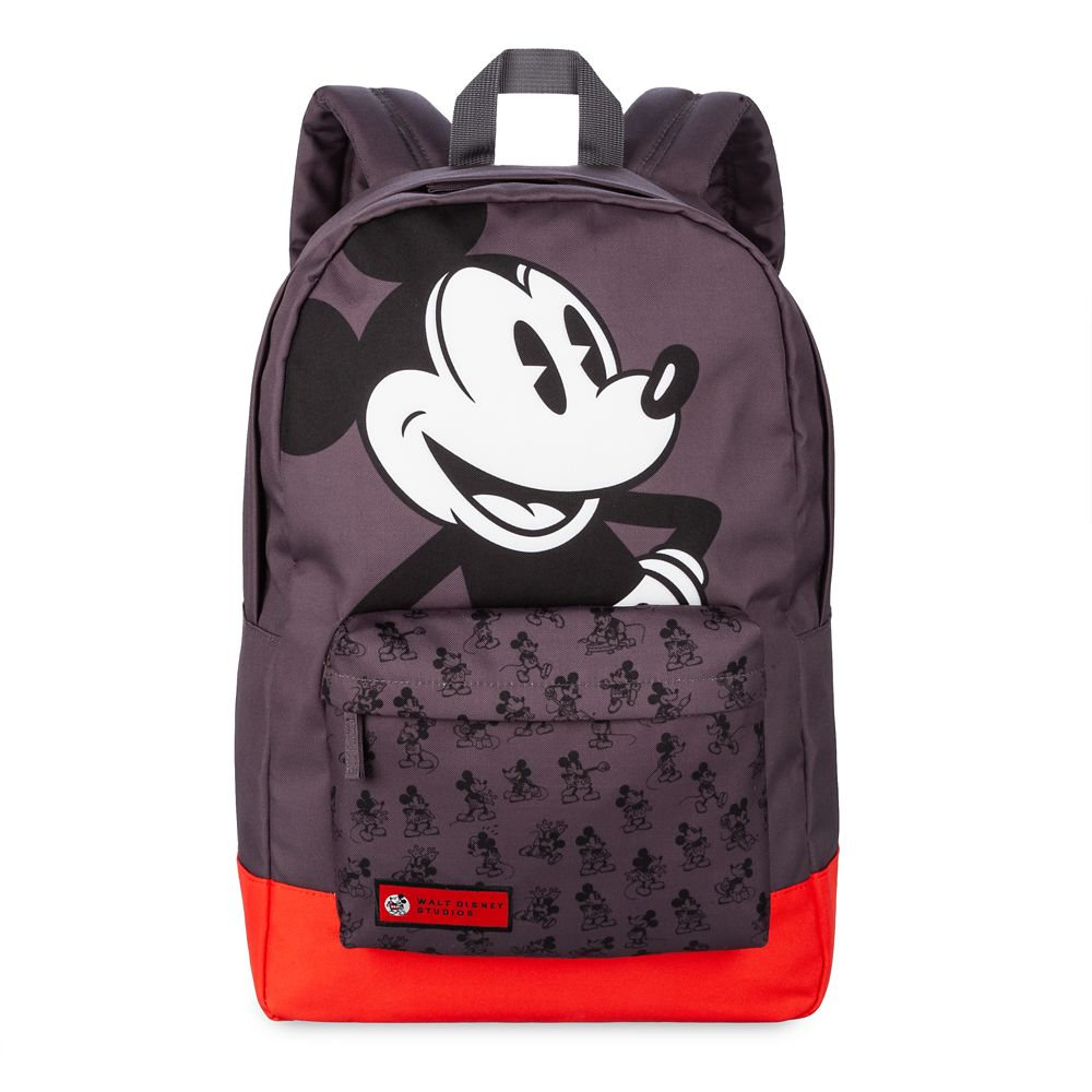 Mickey Mouse Classic Backpack for Adults – Walt Disney Studios