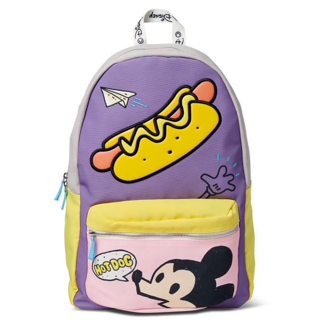 Mickey Mouse Backpack by Nanako Kanemitsu