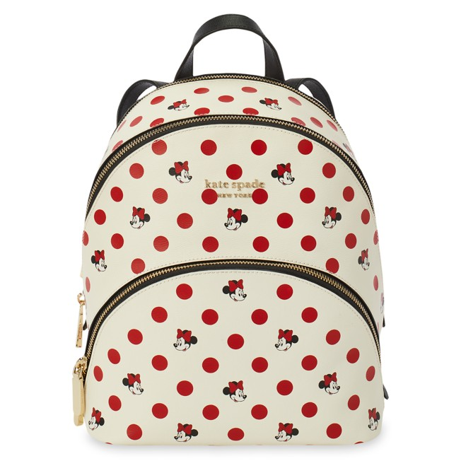 Minnie Mouse Polka Dot Backpack by kate spade new york