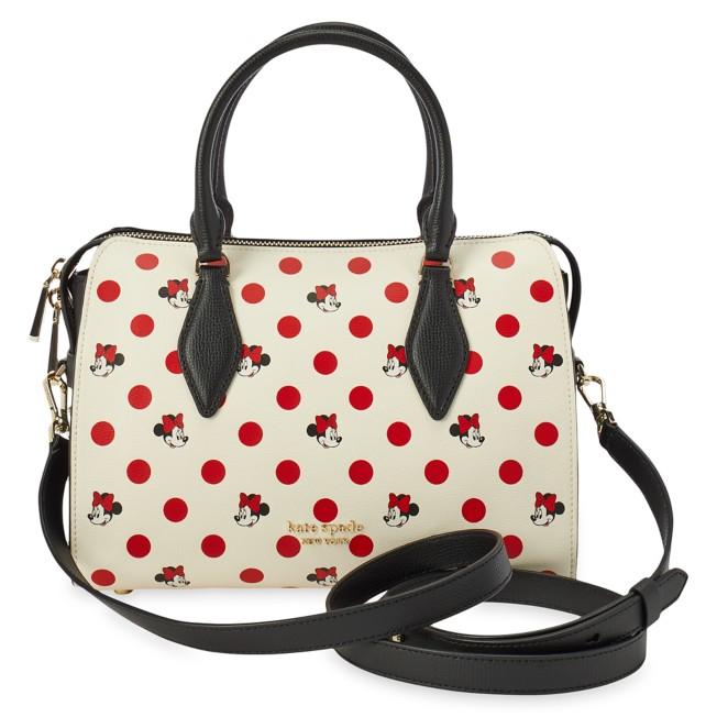Minnie Mouse Polka Dot Satchel Bag by kate spade new york