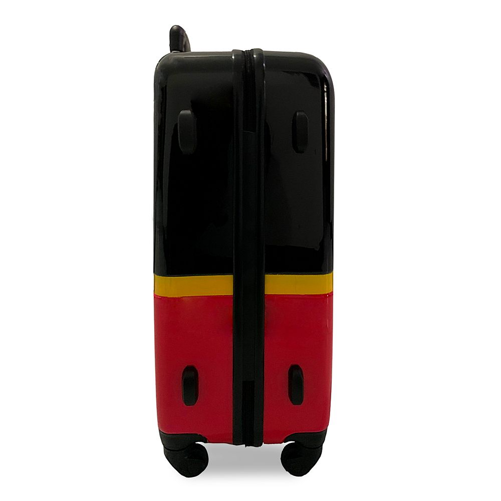 Mickey Mouse Rolling Luggage – Large