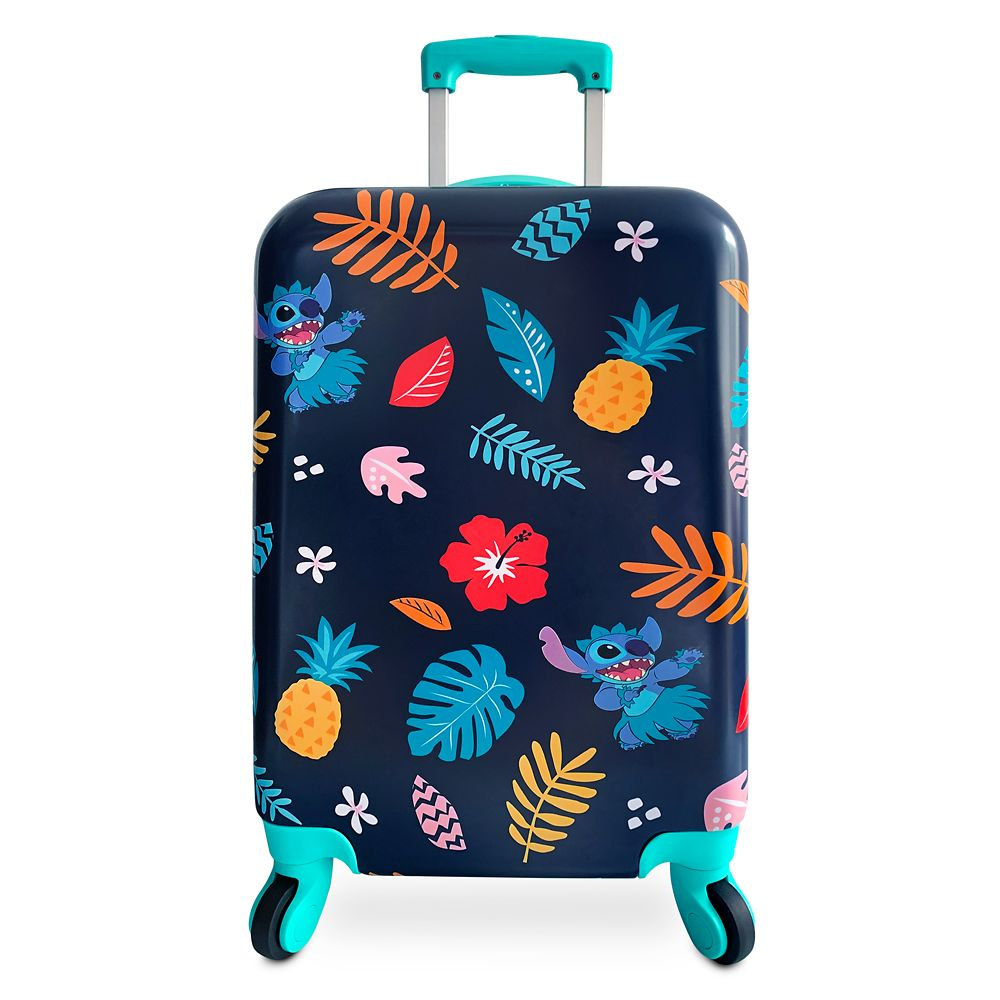 Stitch Rolling Luggage – Small
