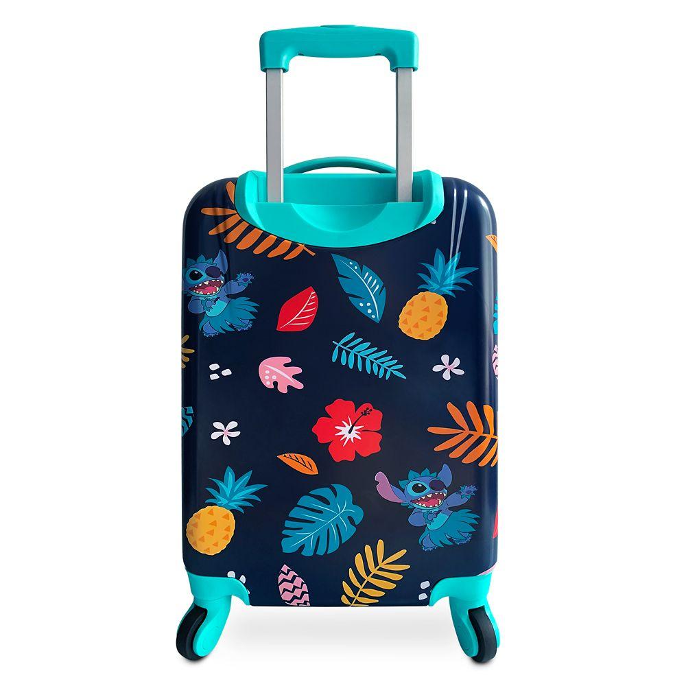 Stitch Rolling Luggage – Small