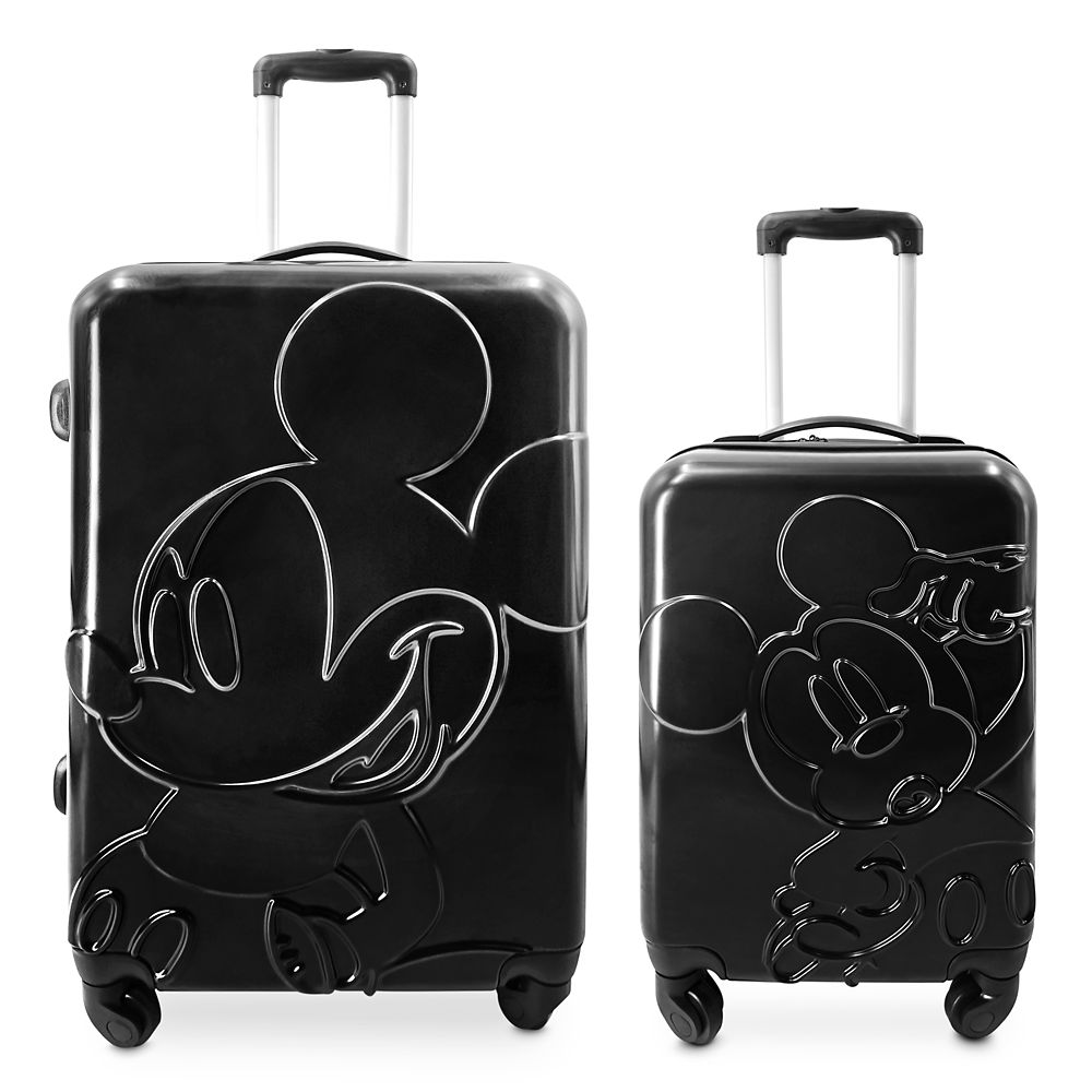 Mickey Mouse Rolling Luggage Set Official shopDisney