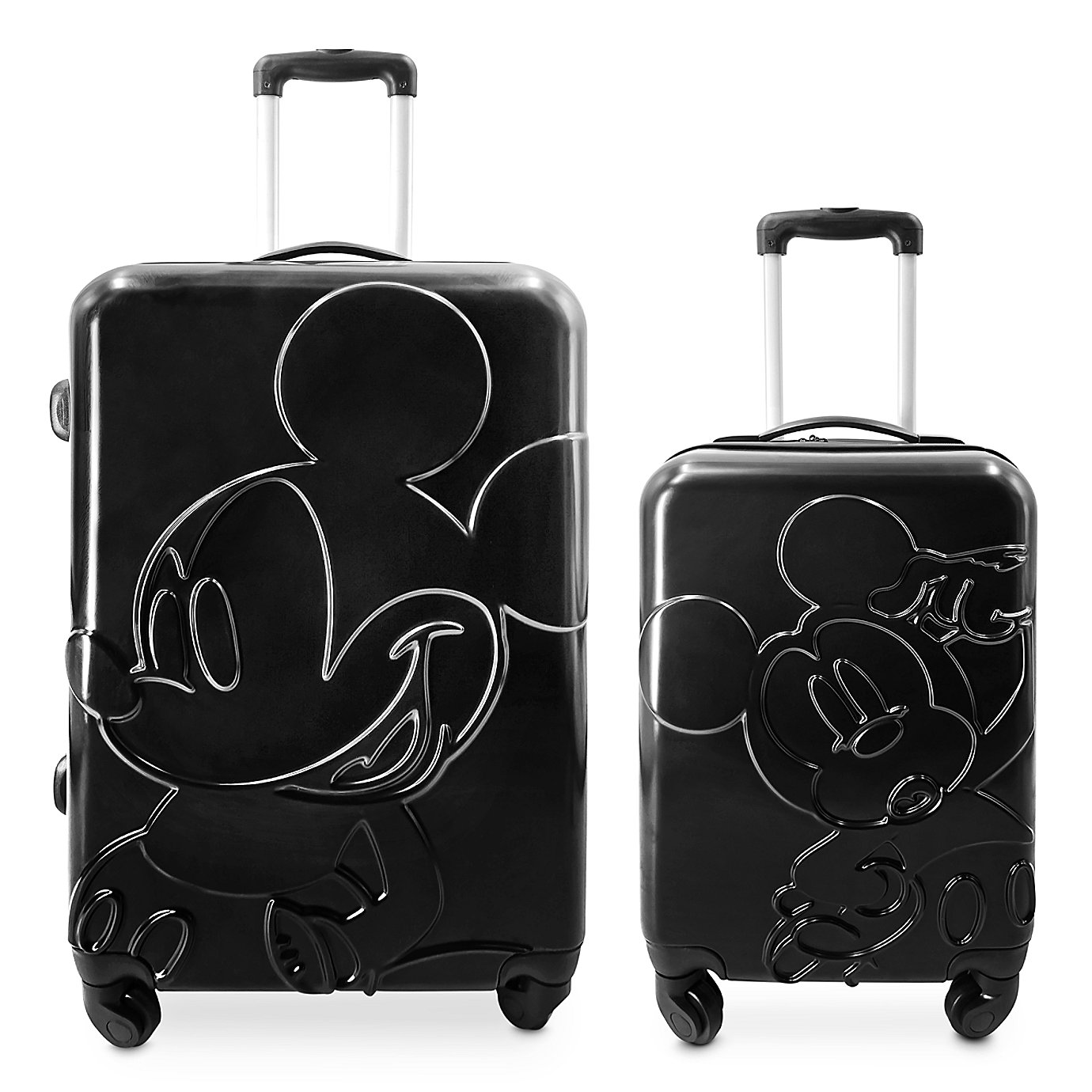 Mickey Mouse Rolling Luggage Set