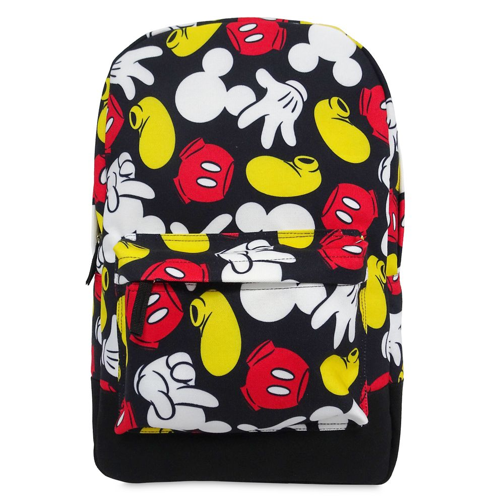 Mickey Mouse Parts Backpack
