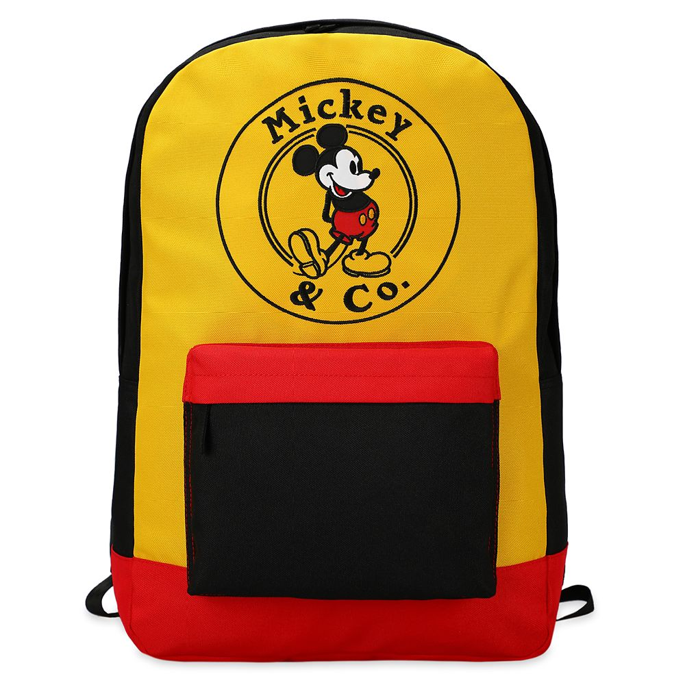 Mickey Mouse Backpack – Mickey&Co.