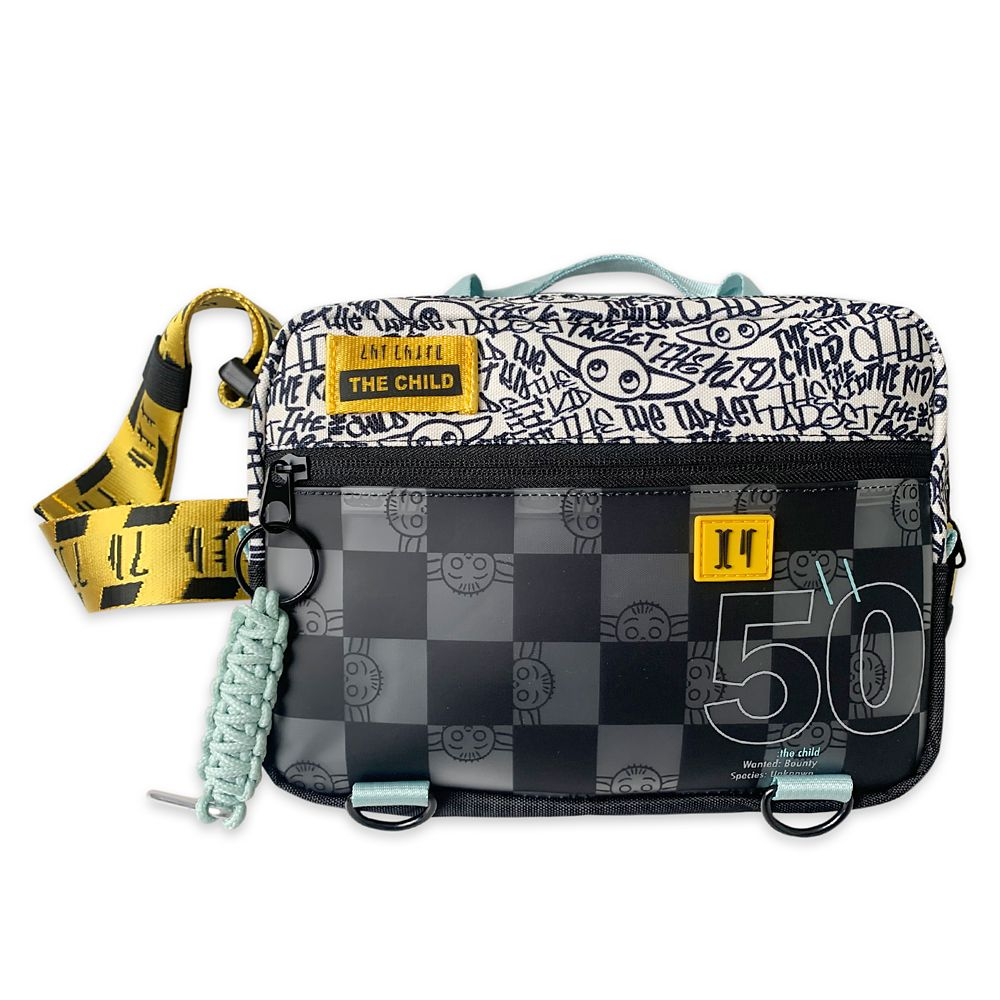 The Child Belt Bag for Adults – Star Wars: The Mandalorian