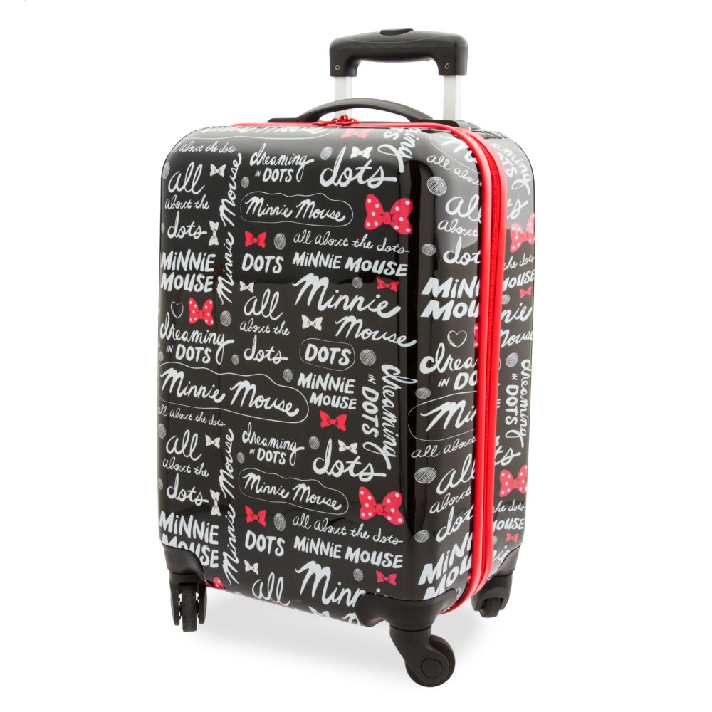 Minnie Mouse Rolling Luggage – 21''