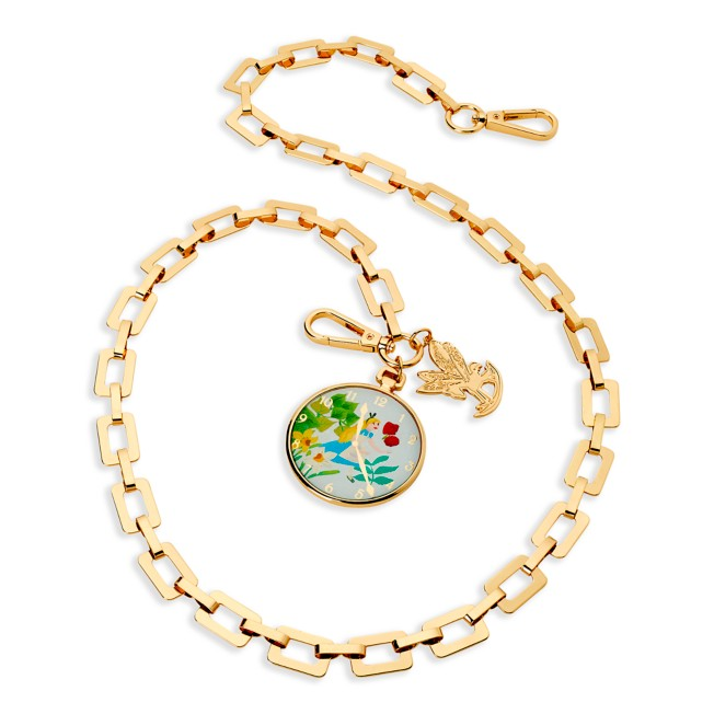 Alice in Wonderland by Mary Blair Bag Chain with Charm