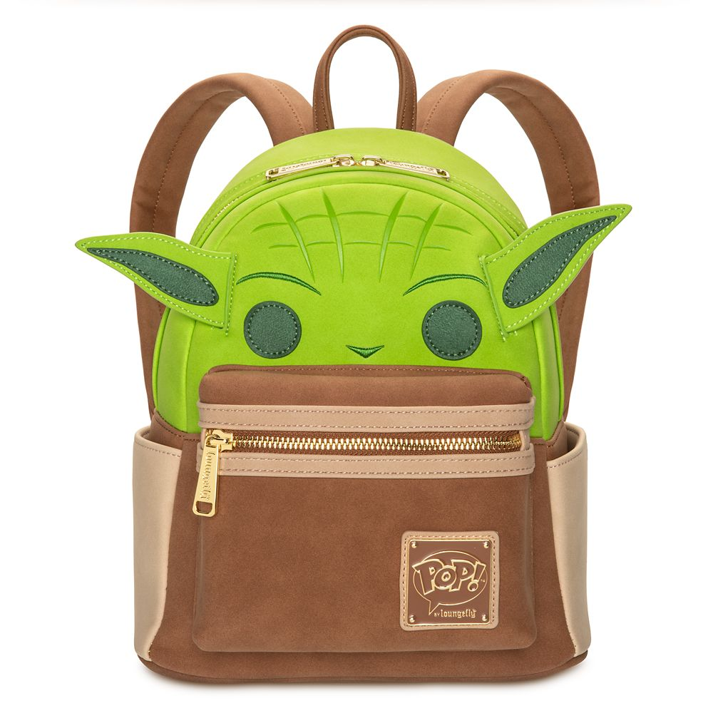 Yoda Mini Backpack by Loungefly – Star Wars