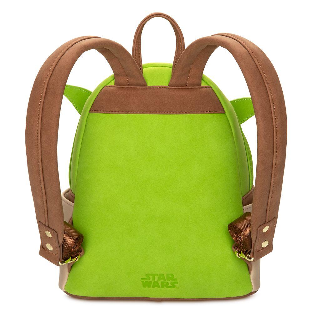 Yoda Mini Backpack by Loungefly – Star Wars