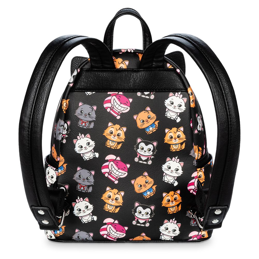 Disney Cats Mini Loungefly Backpack