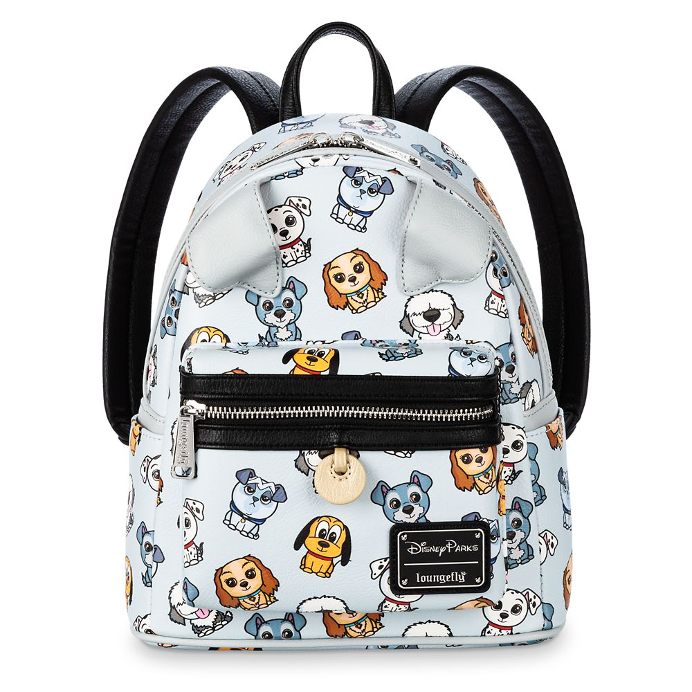 shopdisney.com - Disney Dogs Loungefly Mini Backpack 75.00 USD