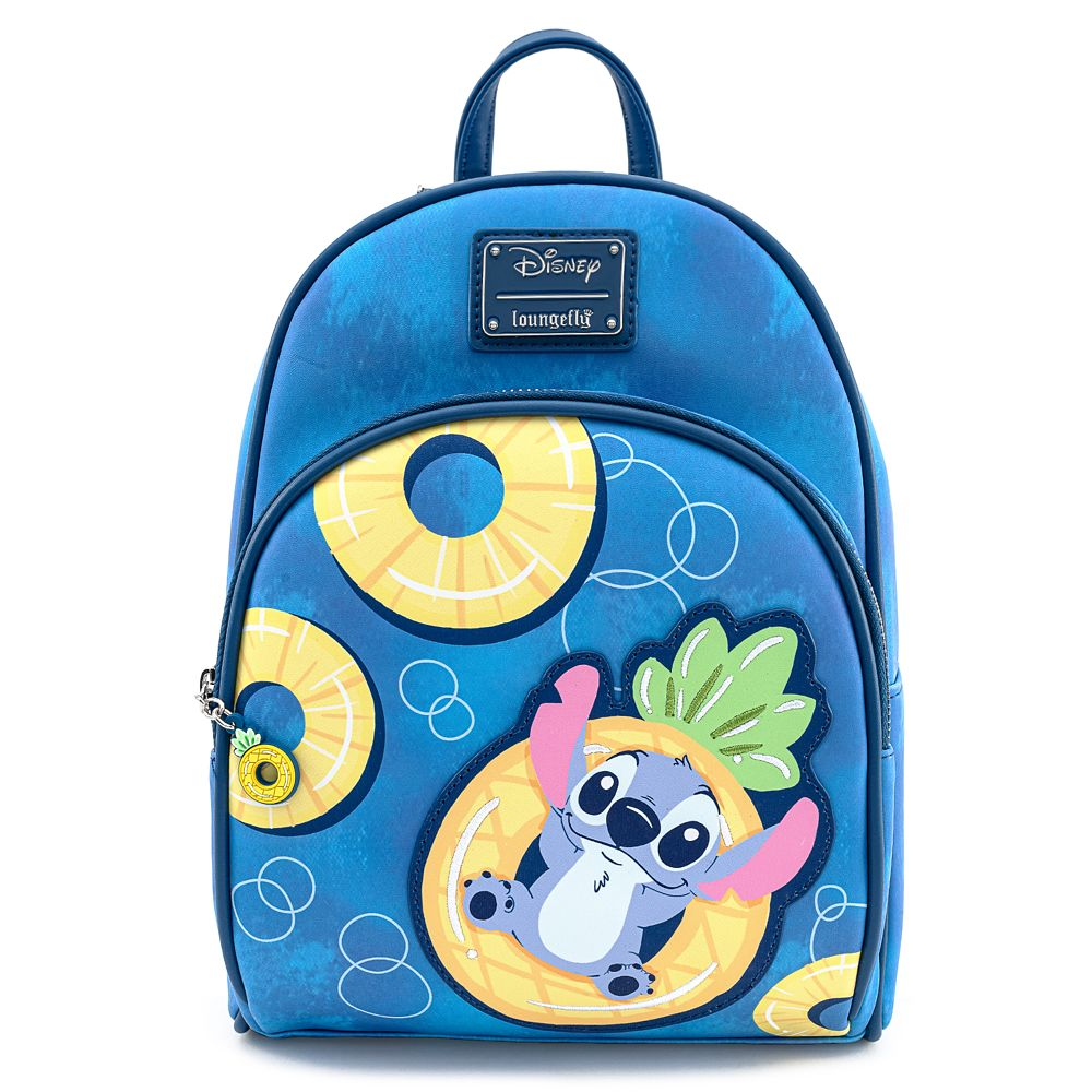 Stitch and Scrump Mini Backpack by Loungefly