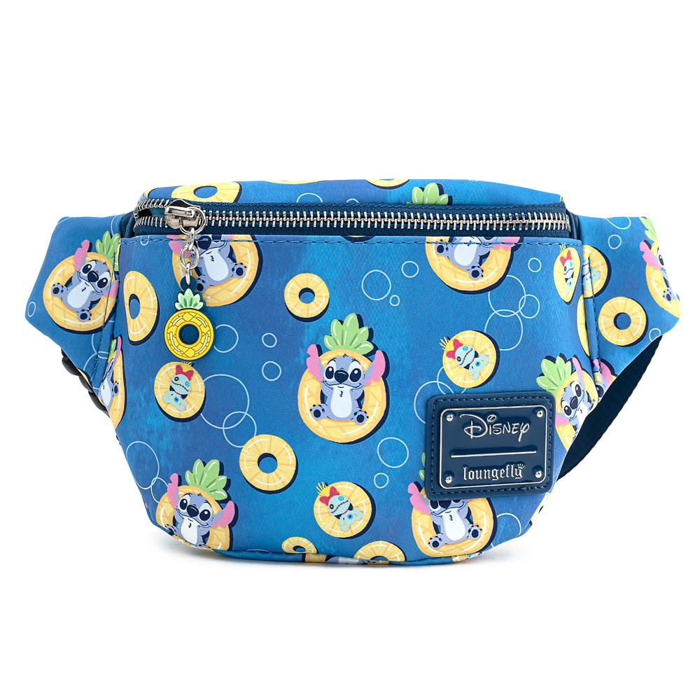 Stitch and Scrump Belt Bag by Loungefly