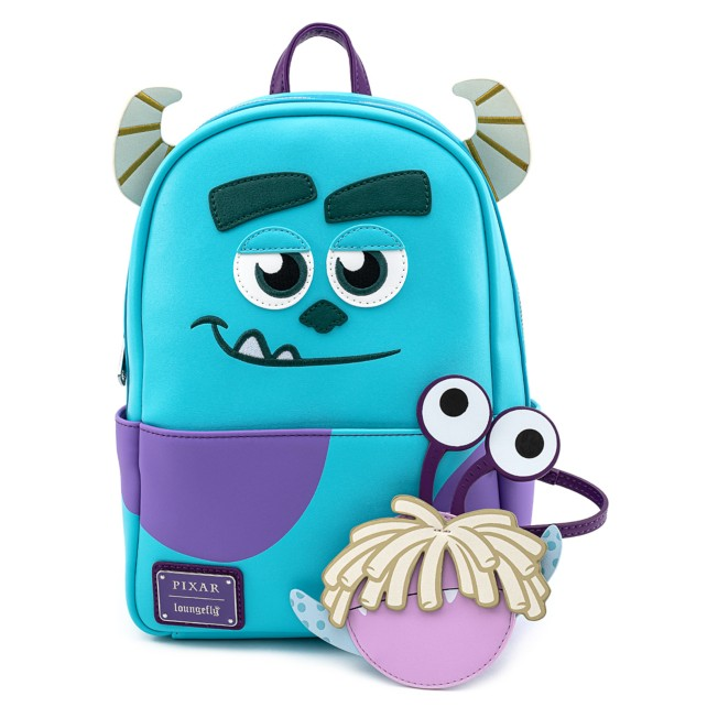 Sulley Mini Backpack by Loungefly – Monsters, Inc.