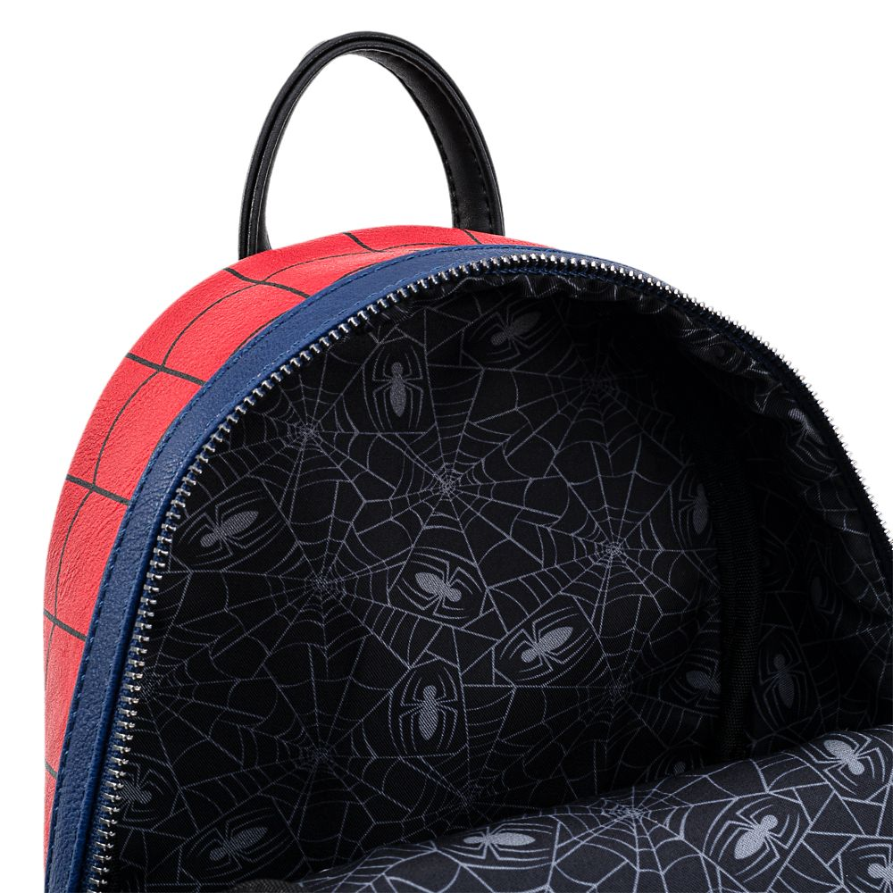 Spider-Man Mini Backpack by Loungefly