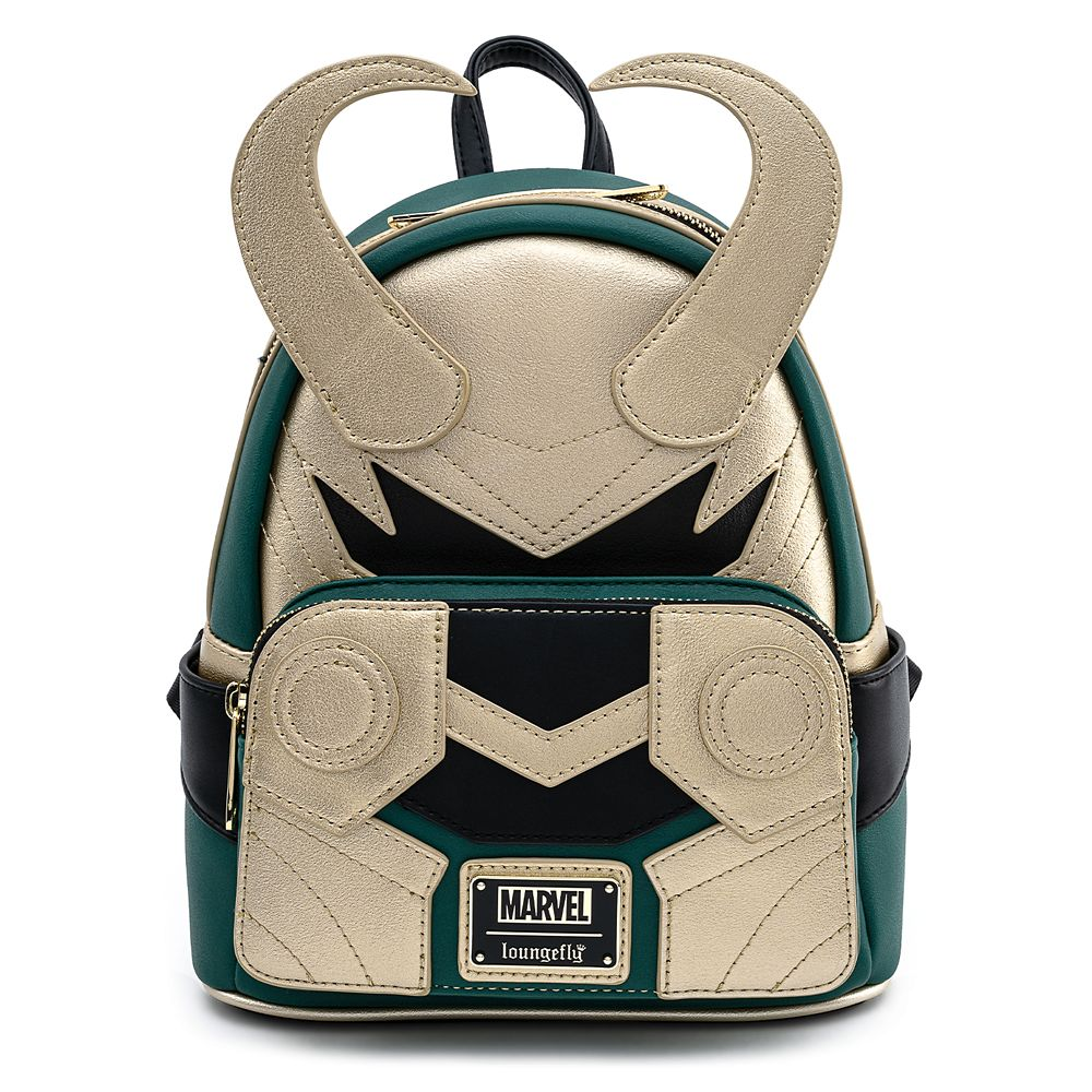Loki Mini Backpack by Loungefly
