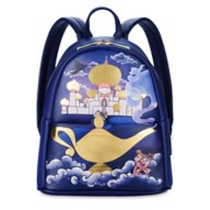 Jasmine Loungefly Mini Backpack – Aladdin