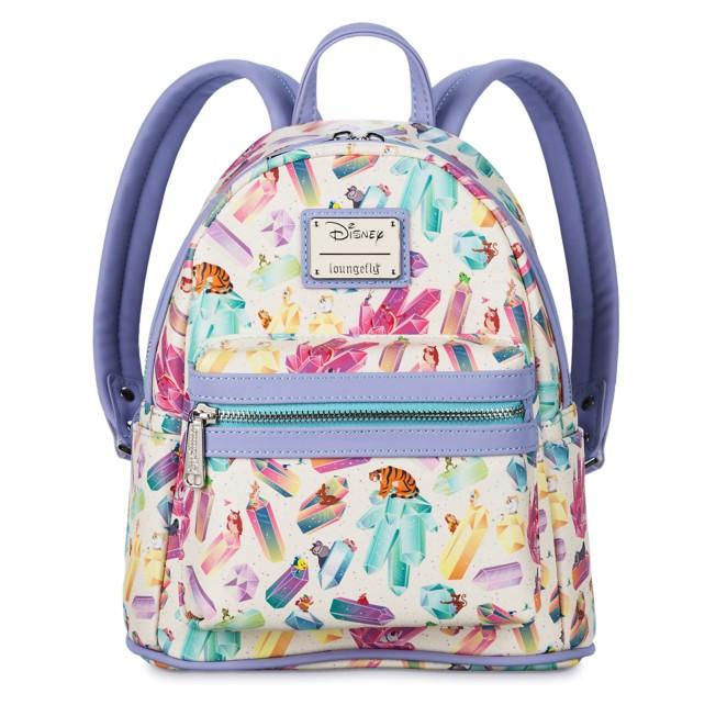 Disney Princess Sidekicks Loungefly Mini Backpack