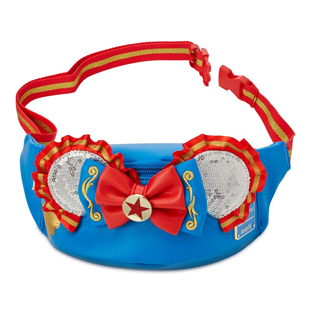 Minnie Mouse: The Main Attraction Hip Pack by Loungefly – Dumbo the Flying Elephant – Limited Release
