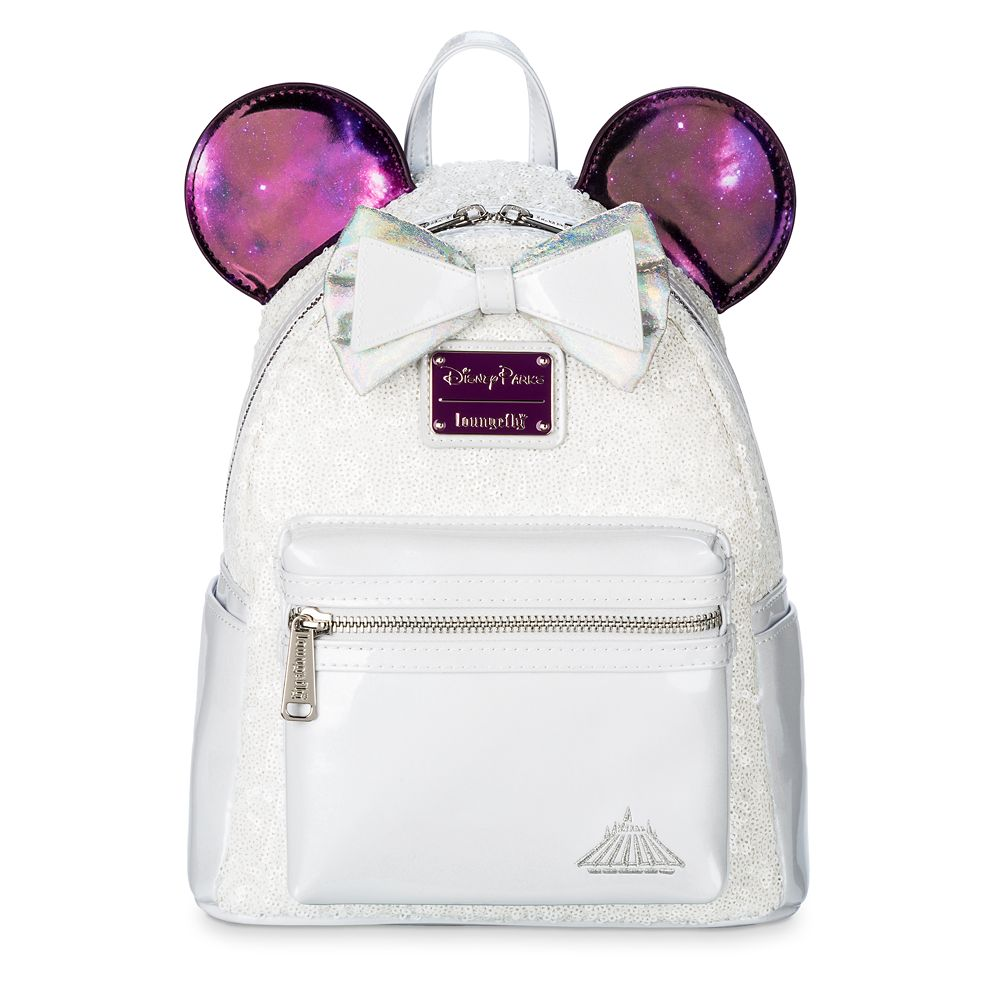 Minnie Mouse: The Main Attraction Mini Backpack by Loungefly – Space Mountain – Limited Release