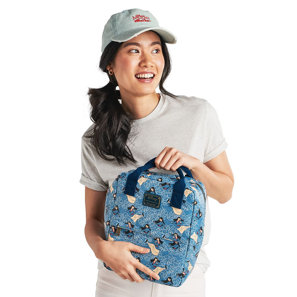 Mulan Backpack by Loungefly