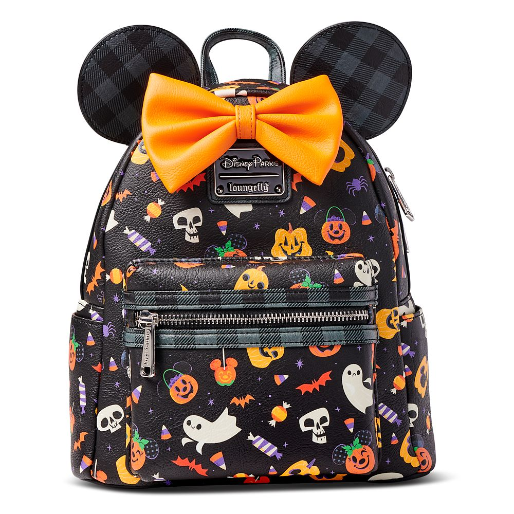 Minnie Mouse Halloween Loungefly Mini Backpack
