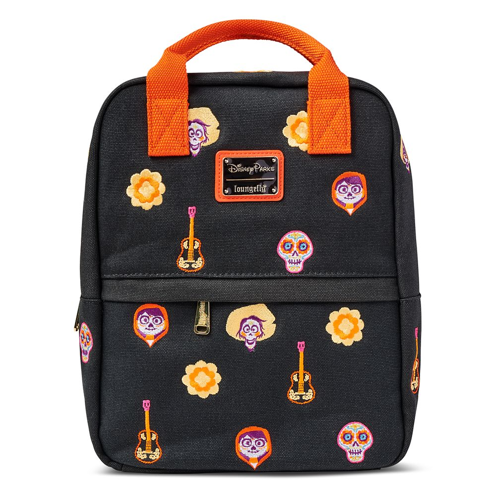 Coco Loungefly Canvas Mini Backpack