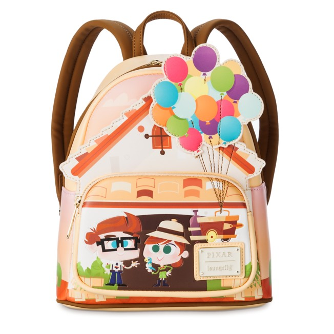 Carl and Ellie Loungefly Mini Backpack – Up