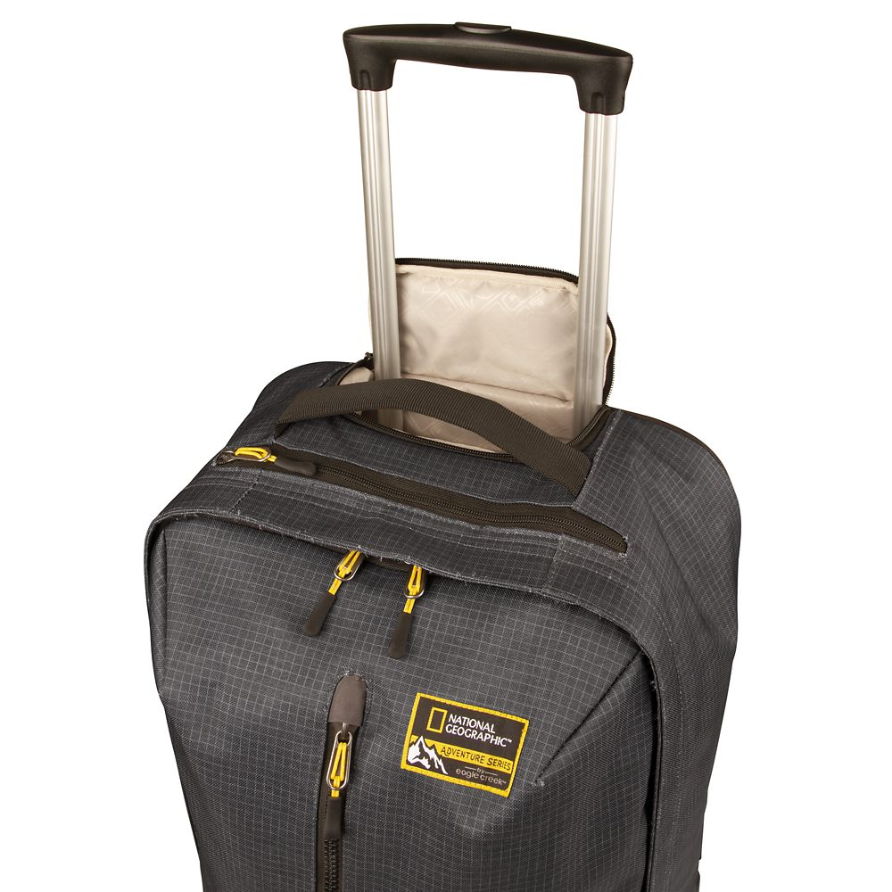 Convertible Carry-On Bag by Eagle Creek – National Geographic – Black