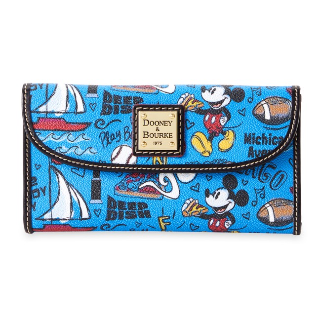 Mickey Mouse Chicago Dooney & Bourke Travel Clutch