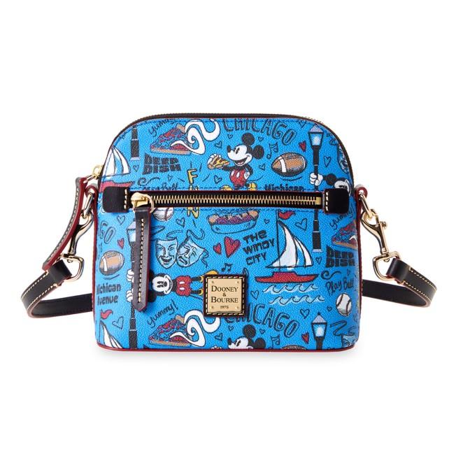 Mickey Mouse Chicago Dooney & Bourke Travel Satchel