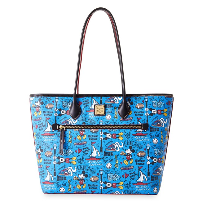 Mickey Mouse Chicago Dooney & Bourke Travel Tote