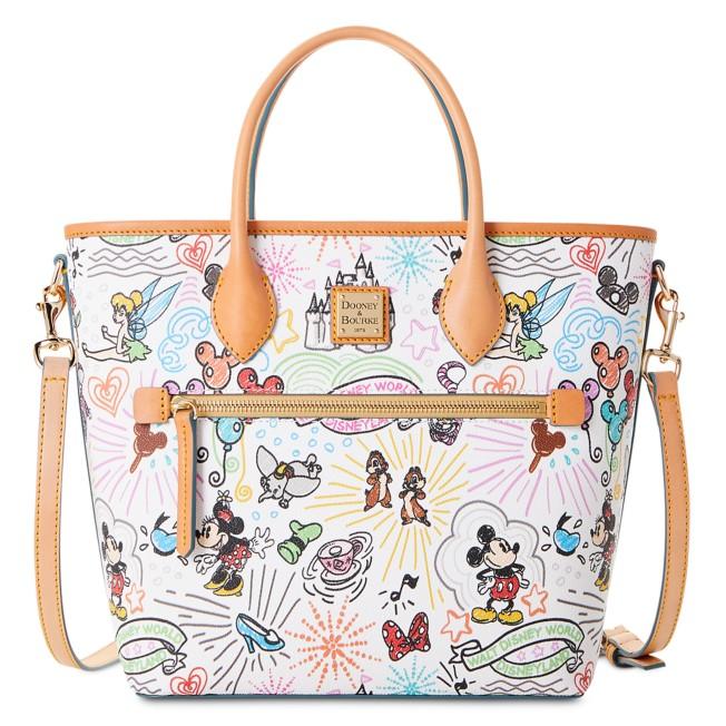 Disney Sketch Handle Tote Bag by Dooney & Bourke