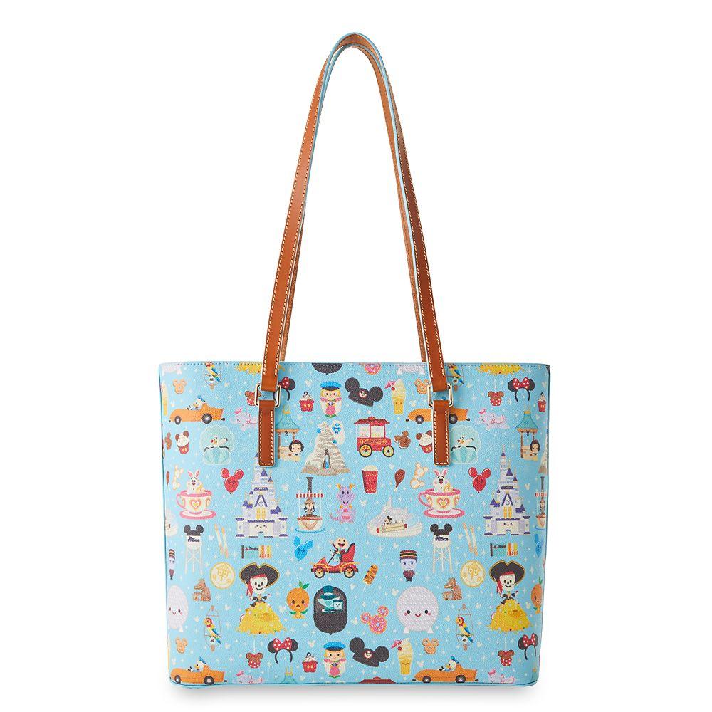 Disney Parks Dooney & Bourke Tote Bag by Jerrod Maruyama