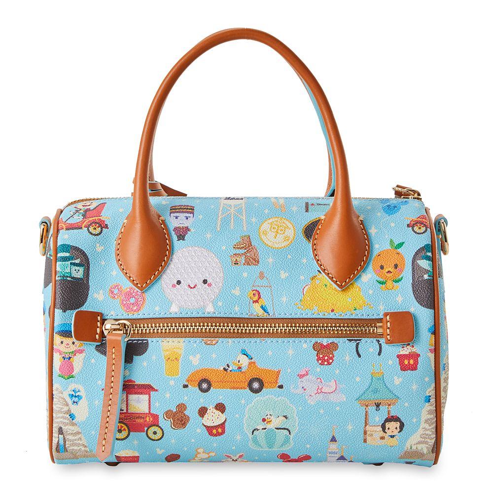 Disney Parks Dooney & Bourke Satchel Bag by Jerrod Maruyama – Annual Passholder